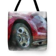 Car Rims 04 Photo Art 01 Tote Bag