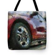 Car Rims 04 Photo Art 03 Tote Bag