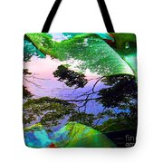 Car Seven Tote Bag