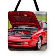 Car Show 021 Tote Bag