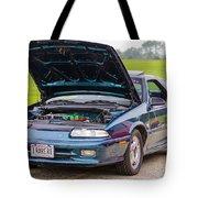 Car Show 022 Tote Bag