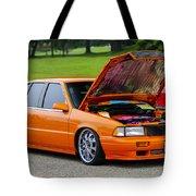 Car Show 026 Tote Bag