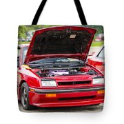 Car Show 030 Tote Bag