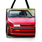 Car Show 032 Tote Bag