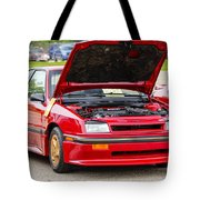 Car Show 034 Tote Bag