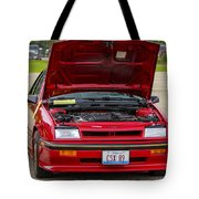 Car Show 037 Tote Bag