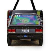 Car Show 038 Tote Bag
