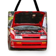 Car Show 041 Tote Bag