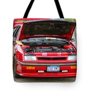 Car Show 042 Tote Bag
