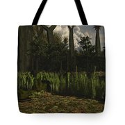Carboniferous Forest Of The Eastern Tote Bag