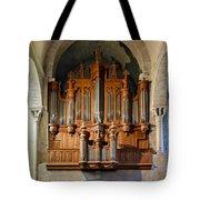 Carcassonne Organ Tote Bag