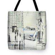 Carcrash Tote Bag