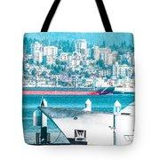 Cardero-64-jpg Tote Bag