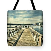 Cardiff Bay Wetlands 2 Tote Bag