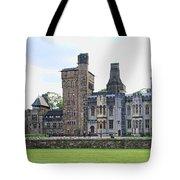 Cardiff Castle 8394 Tote Bag