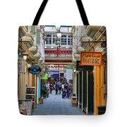 Cardiff Wyndham Arcade 8275 Tote Bag