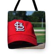 Cardinals In Iowa Tote Bag