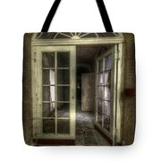 Care Home Arch Tote Bag