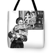 Care Package     Tote Bag