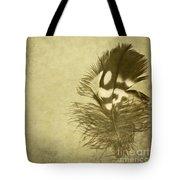 Careworn Tote Bag by Jan Bickerton