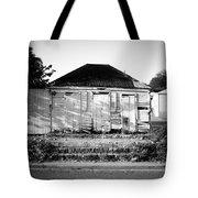 Caribbean Architecture Tote Bag