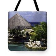 Caribbean Breeze Four Tote Bag
