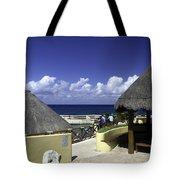 Caribbean Breeze One Tote Bag