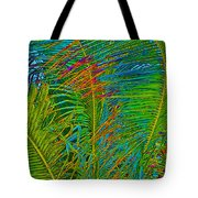 Caribbean Coconuts Tote Bag