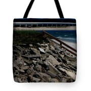 Caribbean Colors Tote Bag