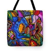 Caribbean Tote Bag