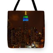 Caribbean Week Tote Bag