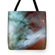 Carina Nebula #4 Tote Bag