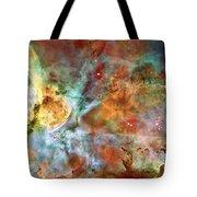 Carina Nebula - Interpretation 1 Tote Bag