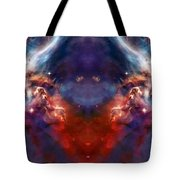 Carina Nebula Pillar 2 Tote Bag