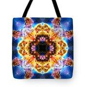 Carina Nebula V Tote Bag