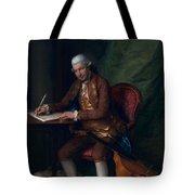 Carl Friedrich Abel, C.1777 Tote Bag