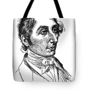 Carl Maria Von Weber (1786-1826) Tote Bag