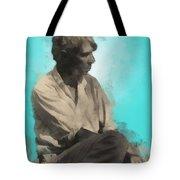 Carl Sandburg Tote Bag