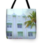 Carlyle Hotel Tote Bag