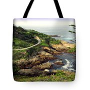 Carmel Highlands Tote Bag