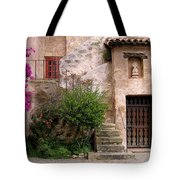 Carmel Mission Basilica, Carmel, California Tote Bag