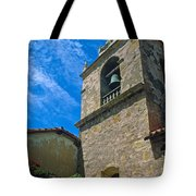 Carmel Mission In Sun Tote Bag