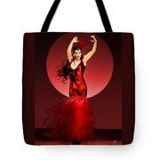 Carmen Amaya Tote Bag