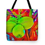 Carmen's Coconuts Tote Bag