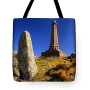 Carn Brea Memorial Tote Bag