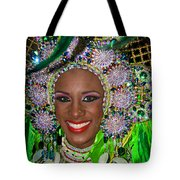 Carnaval Beauty Tote Bag