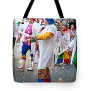 Carnaval De Ourem Tote Bag by Luis Alvarenga
