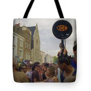 Carnival Celebration Social Occasion Crowds Tote Bag