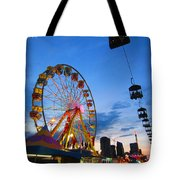 Carnival Colours Tote Bag