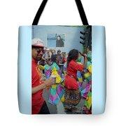 Carnival Dancing Tote Bag